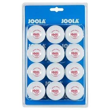 Joola Tischtennisbälle Training roter aufdruck
